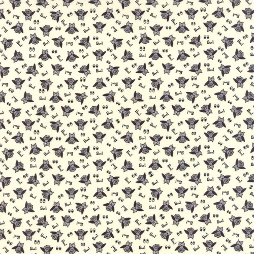 MODA FABRICS - Spooky Delights - Bunny Hill Designs - 2901-13
