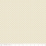 RILEY BLAKE - Kisses On White Color - Gold