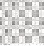 RILEY BLAKE - Kisses On White Color - Gunmetal