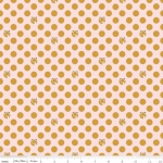 RILEY BLAKE - Fox Farm - Dots - Metallic - Pink Sparkle - FB8244-