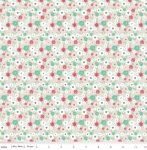 RILEY BLAKE - Glam Girl - Small Floral Mint Sparkle
