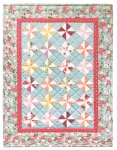Scrappy Spinners Quilt Pattern