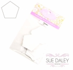 Sue Daley - 3/4 inch Pentagon Papers 100 pcs