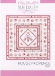 Sue Daley - Rouge Provence Quilt Pattern