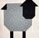 Matt the Sheep Block Kit - Fun on the Farm