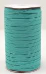 Elastic - Aqua 1/4 inch Spool 144 yards