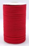 Elastic - Red 1/4 inch Spool 144 yards