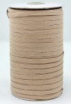 Elastic - Khaki 1/4 inch Spool 144 yards
