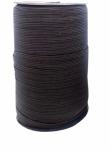 Elastic - Black 180 yd Spool .25 Inch