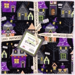 Maywood Studio - Hometown Halloween 10 inch Squares by KimberBell 42 pcs