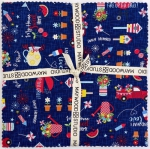 Maywood Studio - Red, White & Bloom 10 Inch Squares by KimberBell