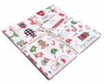 Maywood Studio - We Whisk You a Merry Christmas 10 Inch Squares