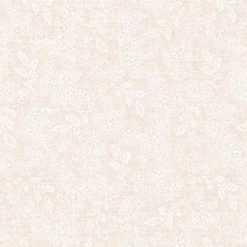 KAUFMAN - Whisper Prints 3 - Ivory - C66-