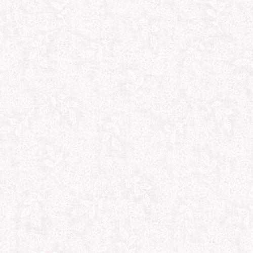 Skinny - SK3555- 3/4 yds - KAUFMAN - Whisper Prints 3 - White