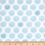 KAUFMAN - Little Prints Double Gauze - Blue #727-