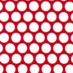 KAUFMAN - Spot On - Red - # - #1950-