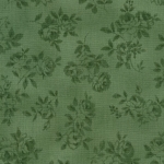 KAUFMAN - Lady Elizabeth - Vintage - Green