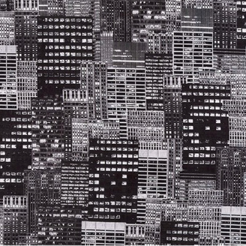 KAUFMAN - CityScapes - Gotham Gray