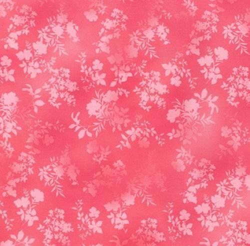 KAUFMAN - Surrey Meadows - Digital - Pink - FB8364-
