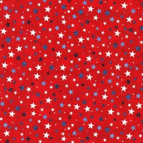 KAUFMAN - Patriots - Digital - Red
