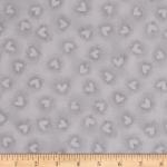 KAUFMAN - Baby Bunting - Grey FLANNEL