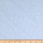 KAUFMAN - Baby Bunting - Blue FLANNEL