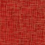 KAUFMAN - Quilter's Linen Metallic - Crimson