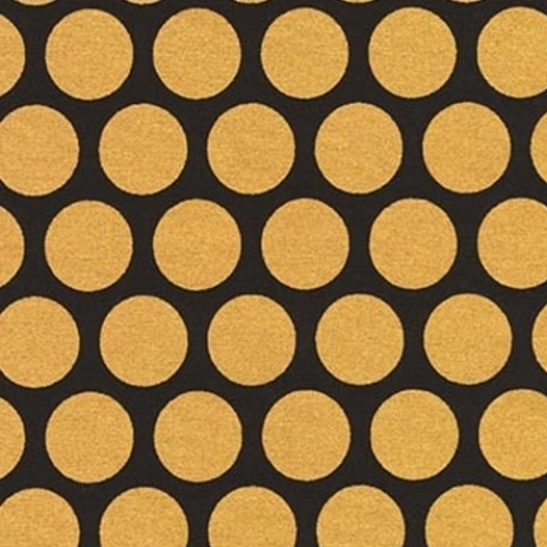 KAUFMAN - Spot On - Jet and Gold - FB7081