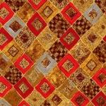 KAUFMAN - Gustav Klimt - Brown Squares
