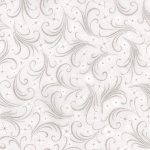 KAUFMAN - Winter's Grandeur 6 - Silver
