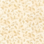 KAUFMAN - Treasures Of Alexandria - Metallic - Ivory - FB8335-