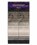 Northcott - Shimmer 2019 Strips 40 pcs