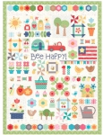 Bee Happy Quilt Puzzle by Lori Holt