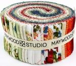 Maywood Studio - Belle Epoque 2.5 Inch Strips 40 pcs