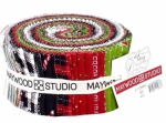 Maywood Studio - We Whisk You a Merry Christmas 2.5 Inch Strips