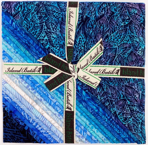 Island Batiks - Starry Night 10x10 Stack Pack