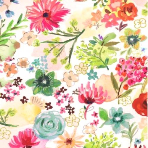 DEAR STELLA - Cotton Digital - Floral Daze