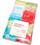 Benartex - Contempo - Christmas Magic 2.5 inch Strip-pies by Amanda Murphy