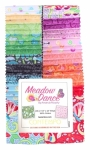 Benartex - Meadow Dance Strip-Pies 2.5 Inch Strips by Amanda Murphy