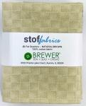 Stof - Natural Brown Fat Quarter Bundle 6pk