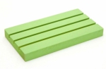 Green Apple Ruler Pal 4 x 7.5 by Pleasant Home