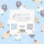 Benartex - Sweet Dreams 10x10 Pack
