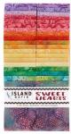 Island Batiks - Sweet Hearts 2.5 Inch Strip Pack