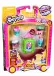 Shopkins World Vacation Season 8 Wave 2 Asia Toy 5 Pack