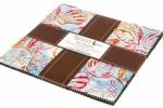 Kaufman Ten Squares - Artisan Batiks: Totally Tropical