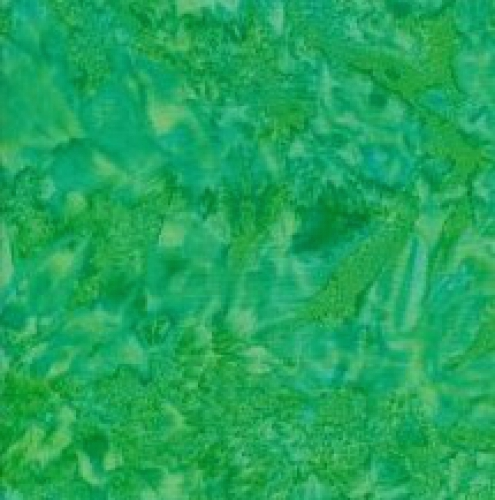 BATIK TEXTILES - Batik - Green - K75072-
