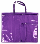 ToteOlogy - Purple by Gypsy Quilter