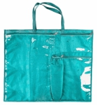 ToteOlogy - Teal by Gypsy Quilter