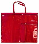 ToteOlogy - Red by Gypsy Quilter