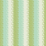 TILDA FABRICS - Lemon Tree - Mosaic - Green #12